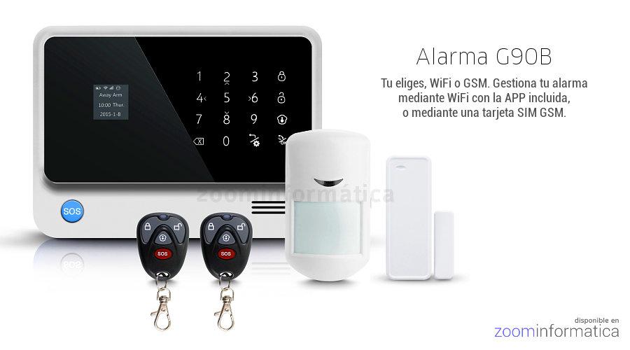 Alarmas-zoom G90B 2