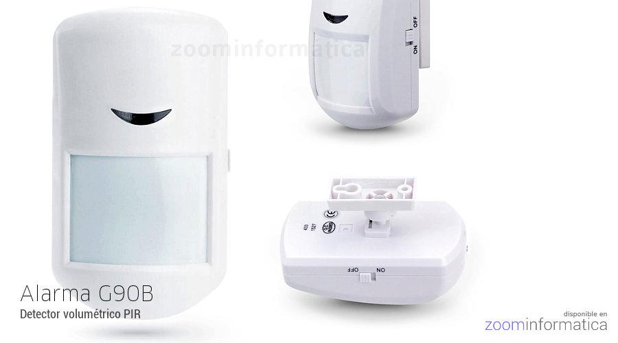 Alarmas-zoom G90B 1