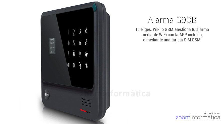 Alarmas-zoom AZ019 R