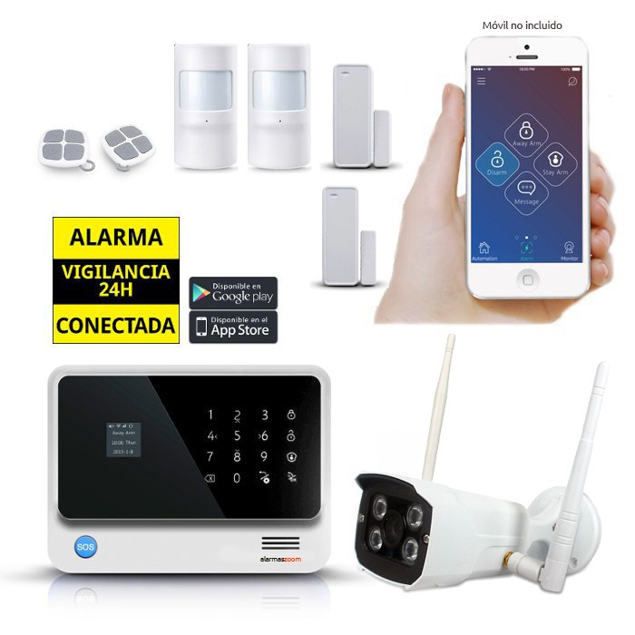 alarmas-zoom AZ019 G90B PLUS 24 B