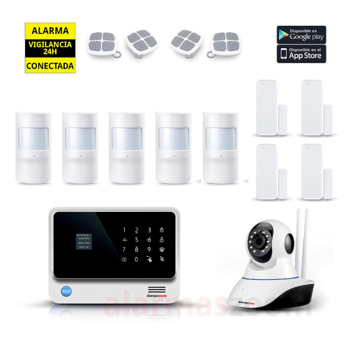 Kits Alarmas Alarmas-zoom AZ019 G90B PLUS W 35