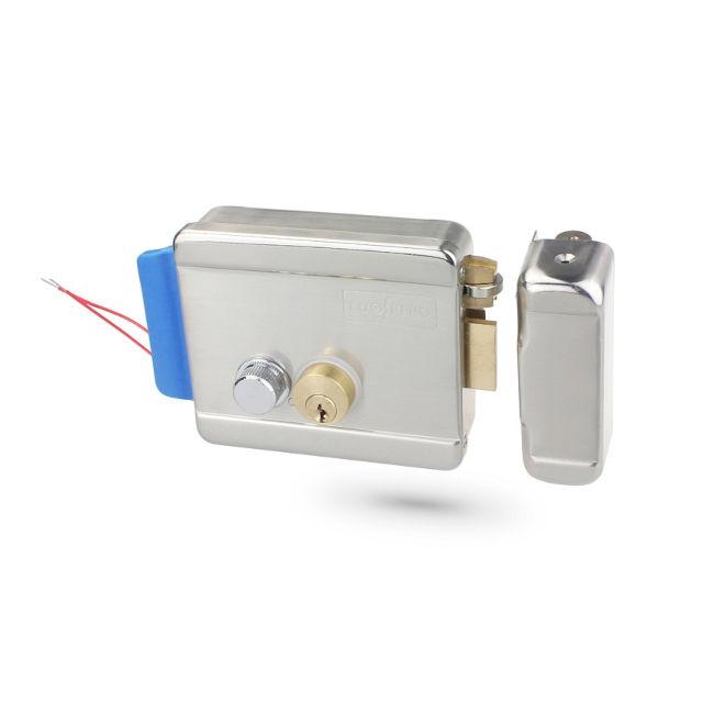 Cerradura puerta electronica H2 2 cilindros Control de accesos