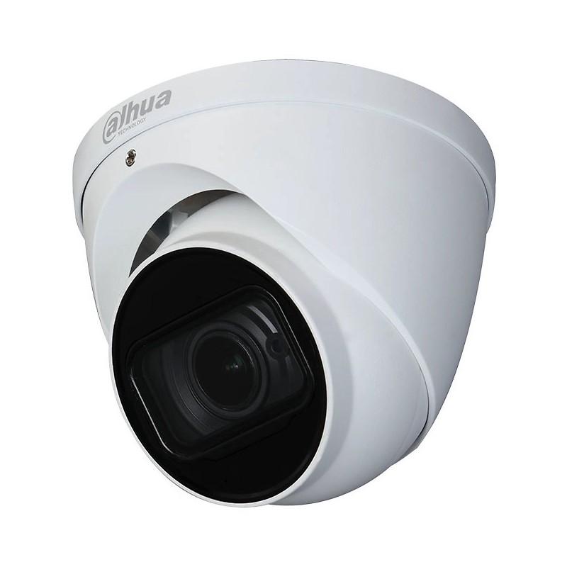 Dahua HAC HDW2601T A 0280B Camara CCTV mini domo HD CVI 6Mpx IP67 IR 50 metros