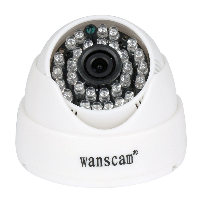 WANSCAM HW0031 1 R IP CAMARA WIFI VIDEO VIGILANCIA WANSCAM DOMO HW0031 REACONDICIONADA