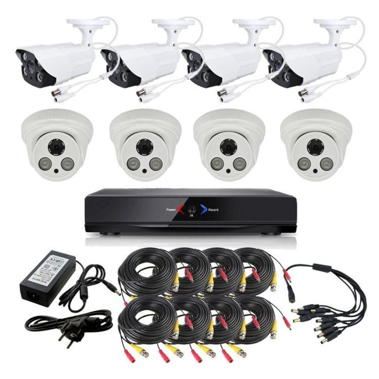 OTROS KIT AHD113D CCTV AHDK050