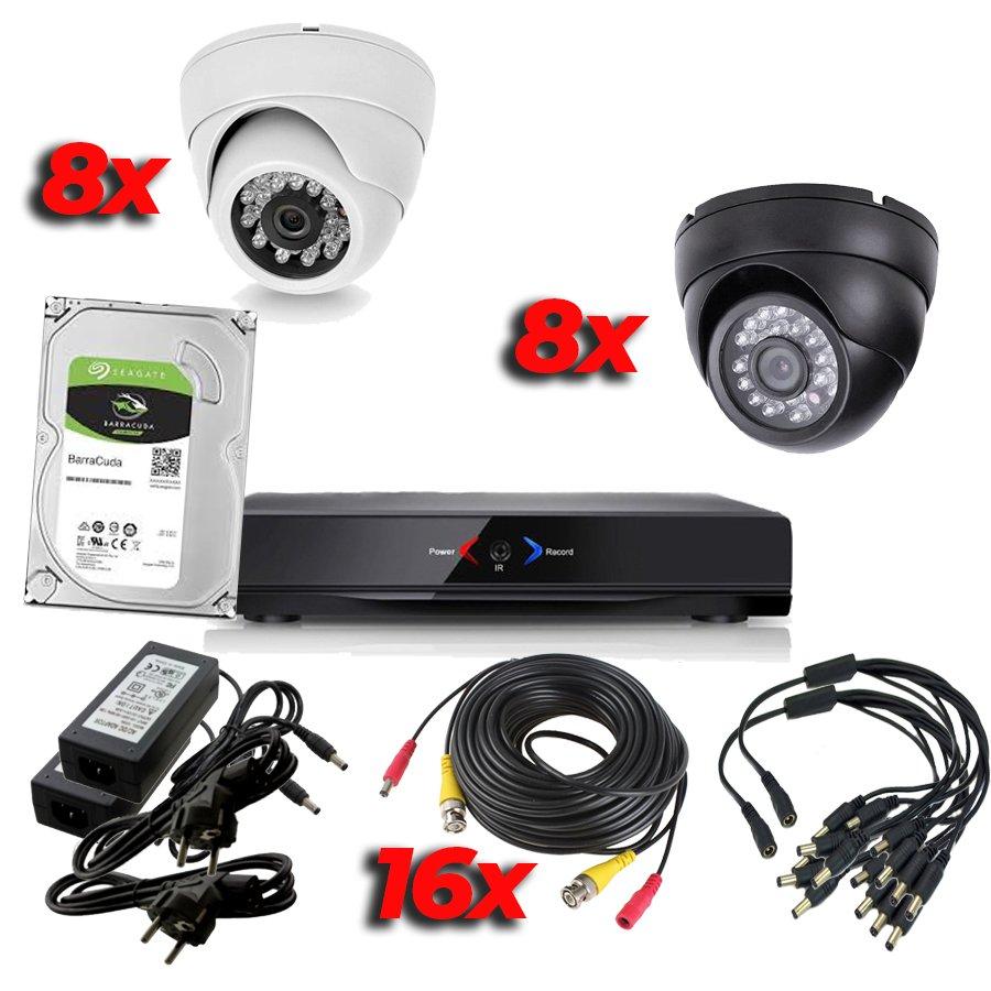 WONECT KIT AHD113D CCTV AHDK059