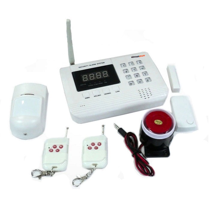 Central alarma Alarmas-zoom LL2000