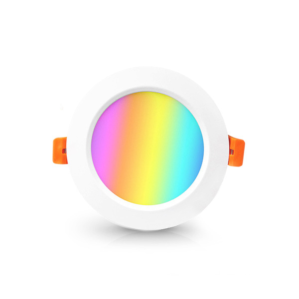 Luz led Downlight WiFi 7W RGB compatible Amazon Alexa Google Home