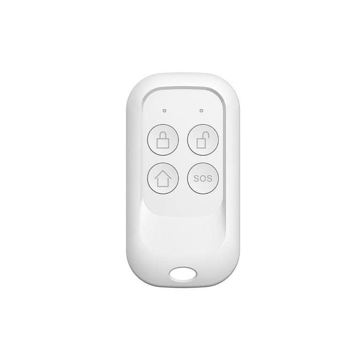 Mando a distancia inalambrico alarma Blanco FHSS RC101