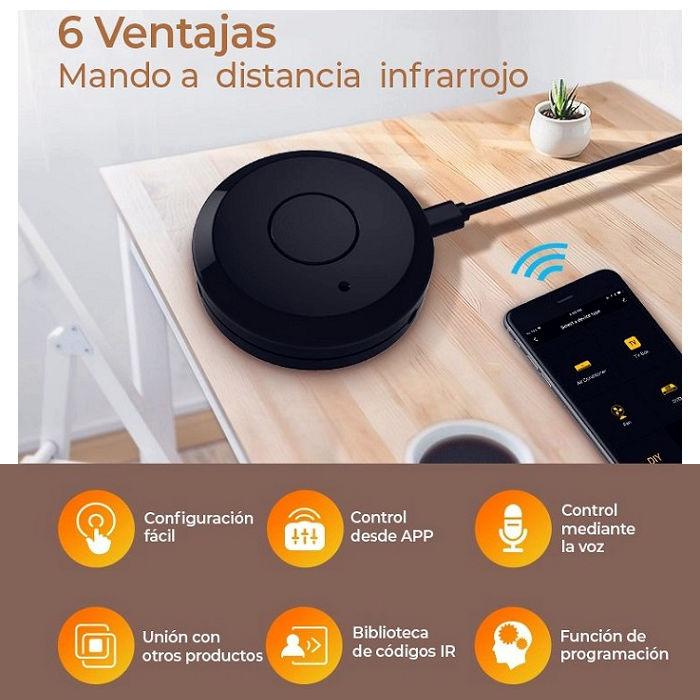 ventajas-Control-remoto-infrarrojo-APP