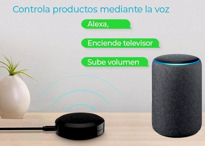 asistente-voz-Control-remoto-infrarrojo-APP