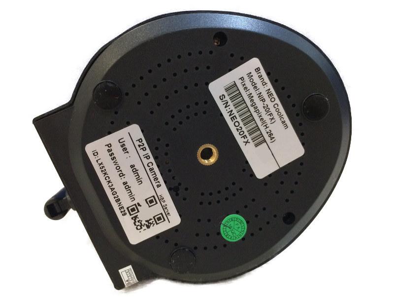 Neo coolcam NIP-20FX N
