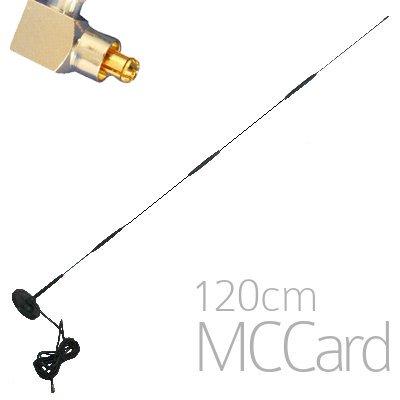 Antena Omni 3G 13dBi Interior con Soporte Conector MCCard