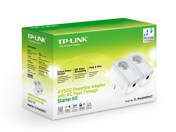 Tp-link TL-PA4010P KIT