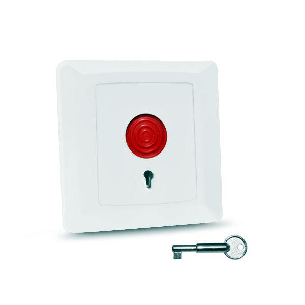 Boton de panico inalambrico para Alarma hogar PB102
