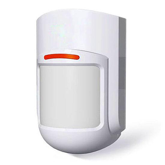 Detector de movimiento alarma inalambrico Antena oculta PT2262 IR501