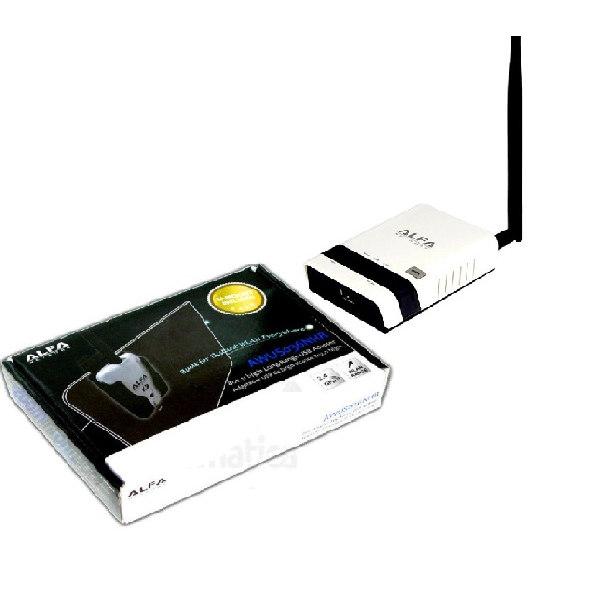 ALFA NETWORK ALFA R36 AWUS036NHR amplificador repetidor senal wifi AWUS036NHR USB r36 repite varios ORDENADORES