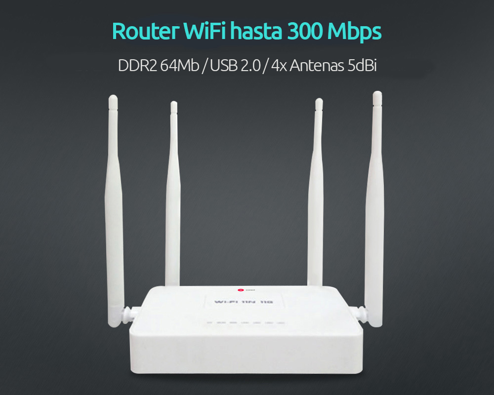 Wonect Router MTK7620N