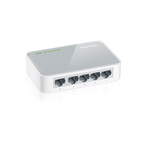 Tp Link TL SF1005D Switch 5 puertos 10 100mbps