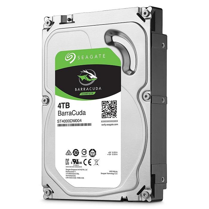 Accesorios Camaras IP Seagate Disco duro SATA 4Tb
