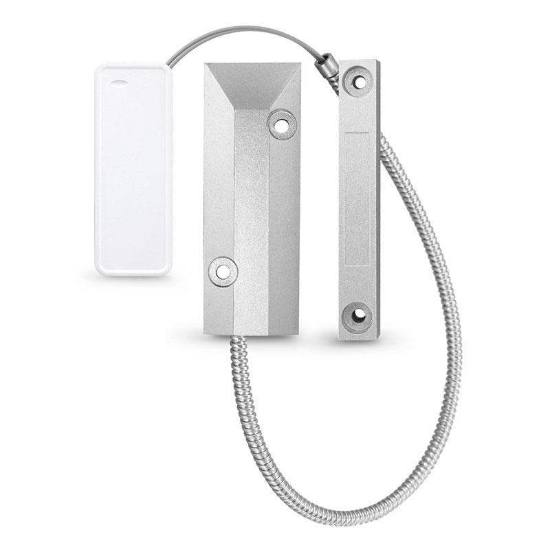 Sensor inalambrico alarma apertura puertas cochera garaje Nuevo Diseno WRDS01
