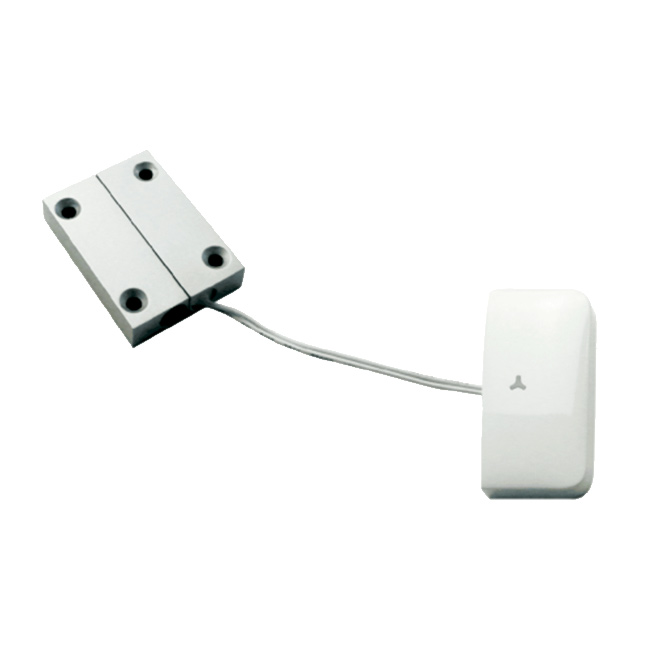 Sensor de apertura puertas ventanas hierro alarmas FHSS 301
