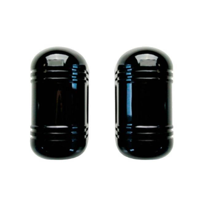 Sensor de barrera perimetral exterior doble hasta 100 metros inalambrica ib400