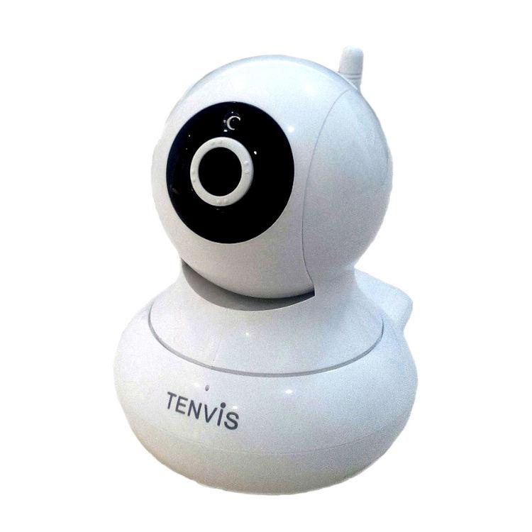 TENVIS T8601 W Camara IP Tenvis T8601 de videovigilancia  HD 720p Blanca