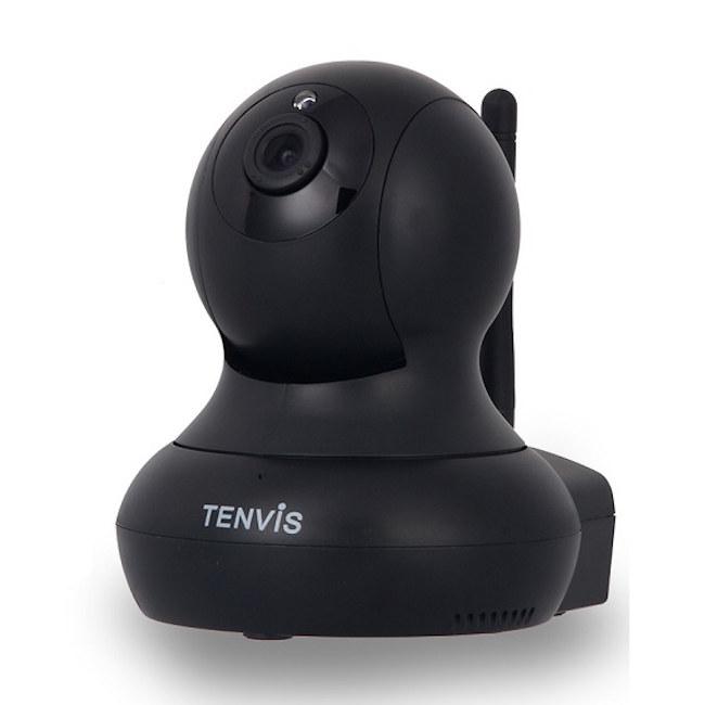 Tenvis T8601 B Camara IP WiFi videovigilancia HD 720p Color Negra