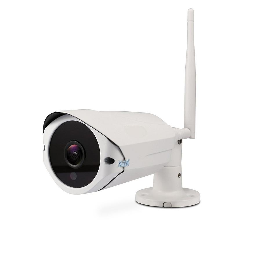 Camara IP exterior T8713 C6 Calidad HD con alarma y vision nocturna