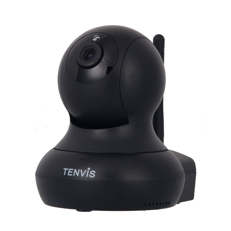 Tenvis T8818D B Camara IP WiFi videovigilancia Full HD 1080p Color Negra