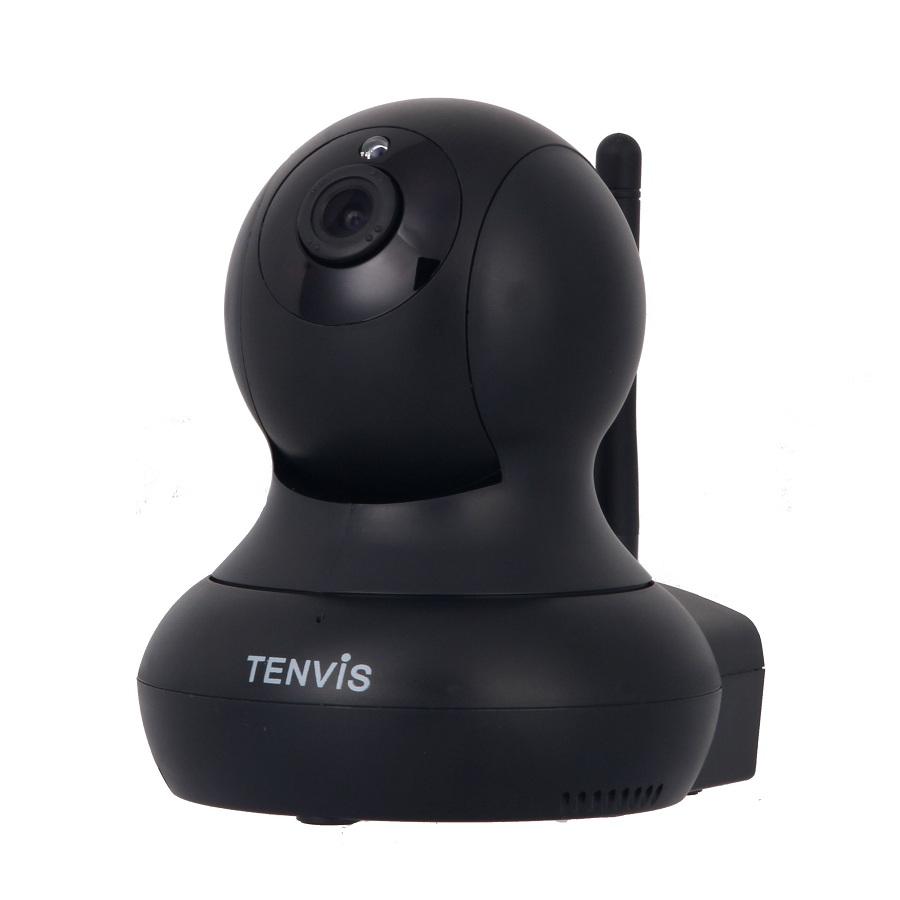 TENVIS T8818 B Camara IP Tenvis T8818 de videovigilancia  HD 720p Negro