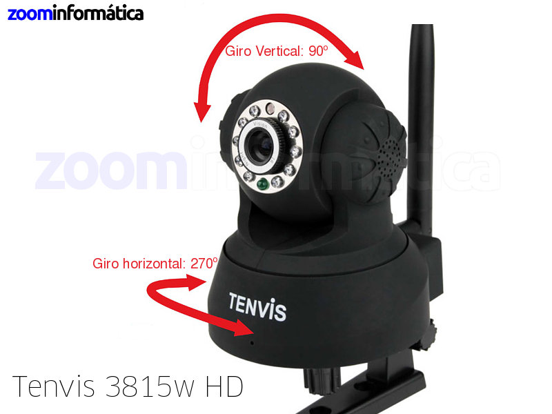 Tenvis 3815W-HD-B