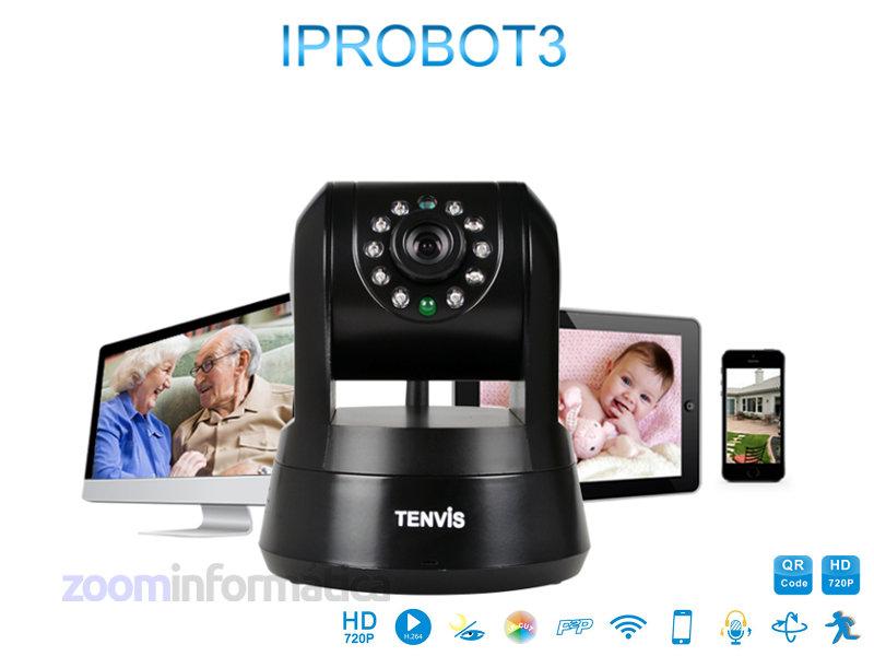 Tenvis IP3 NEGRO