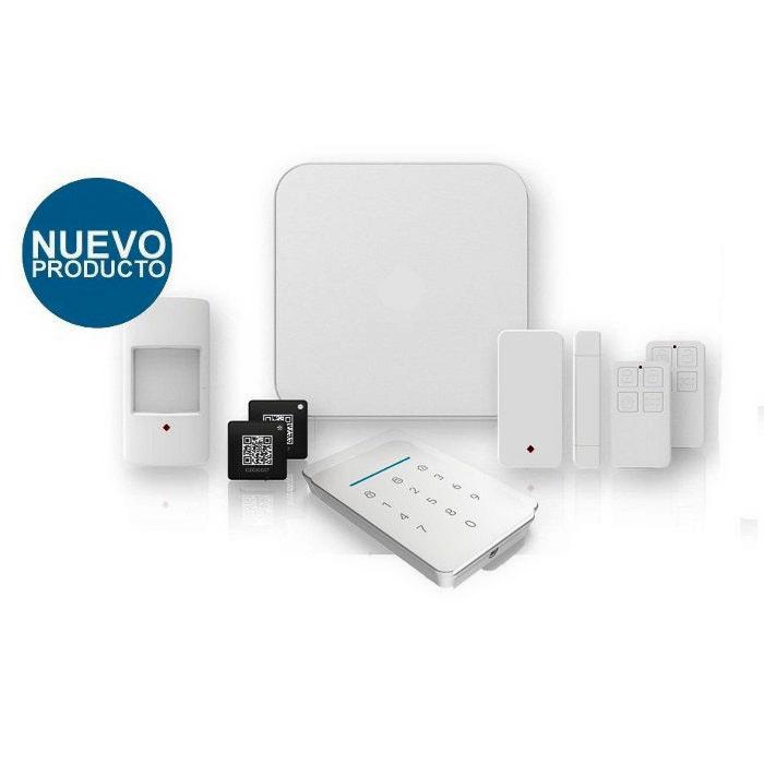 Alarma Hogar WiFi Total Alarm TA 1 Sistema seguridad domotica WiFi GSM RJ45