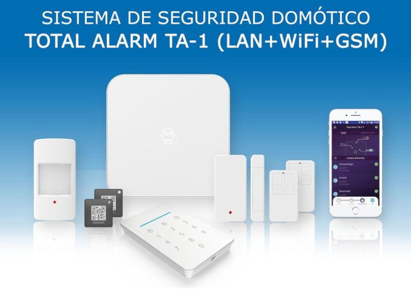 Alarmas-zoom Total Alarm TA-1