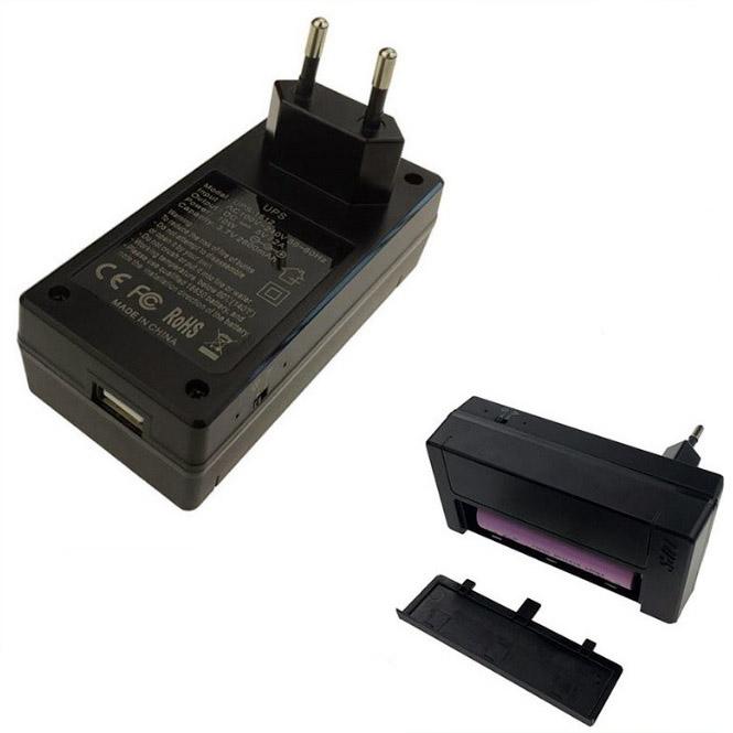 UPS 1512 ADP07 Adaptador Alimentacion 5V 2A Salida USB Bateria interna 18650