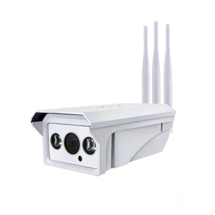 WHM130 4G Camara IP Ranura tarjeta SIM 4G Full HD 2Mpx Exterior Vision Nocturna