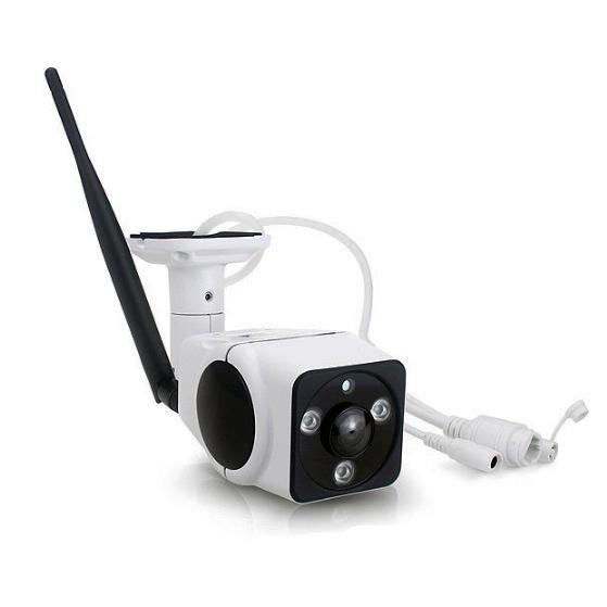 Camara vigilancia WiFi exterior WHM20W1 Angulo ojo de pez
