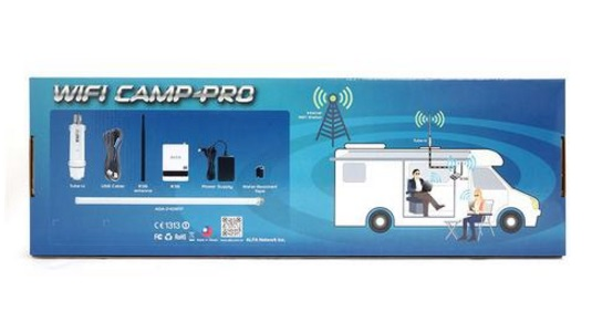 Alfa network WIFI CAMP PRO V