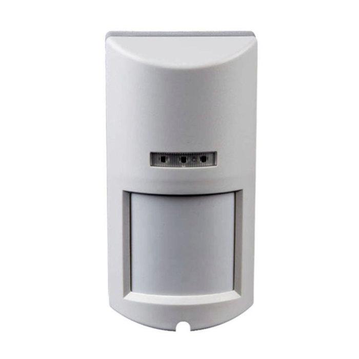 Detector de movimiento alarma exterior inalambrico anti mascotas 20Kg WOP 650
