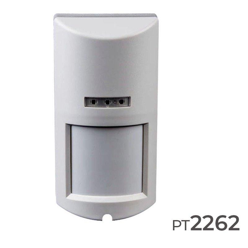 Detector de movimiento PT2262 alarma exterior inalambrico anti mascotas 20Kg WOP 650