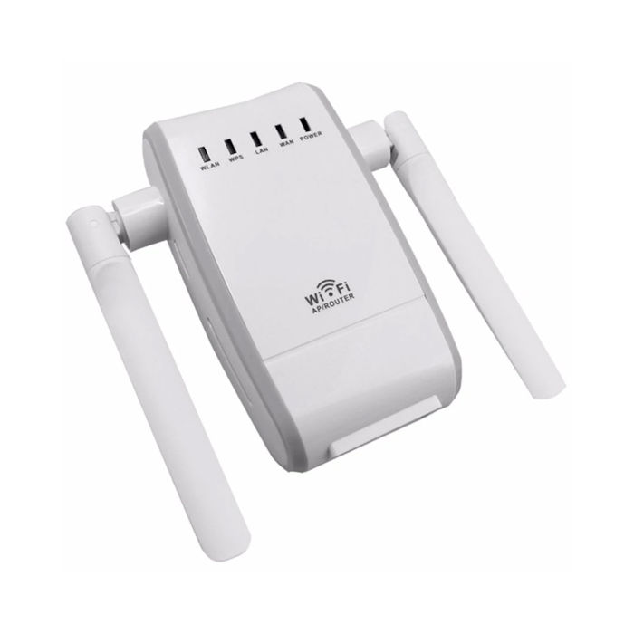 WiFi AP/Router hasta 300Mbps doble antena