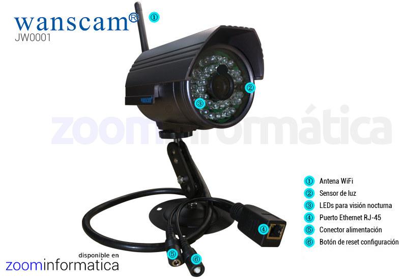 Wanscam 2X JW0001