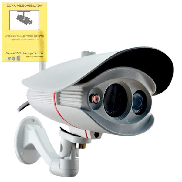 Camaras IP Exterior Wanscam HW0033