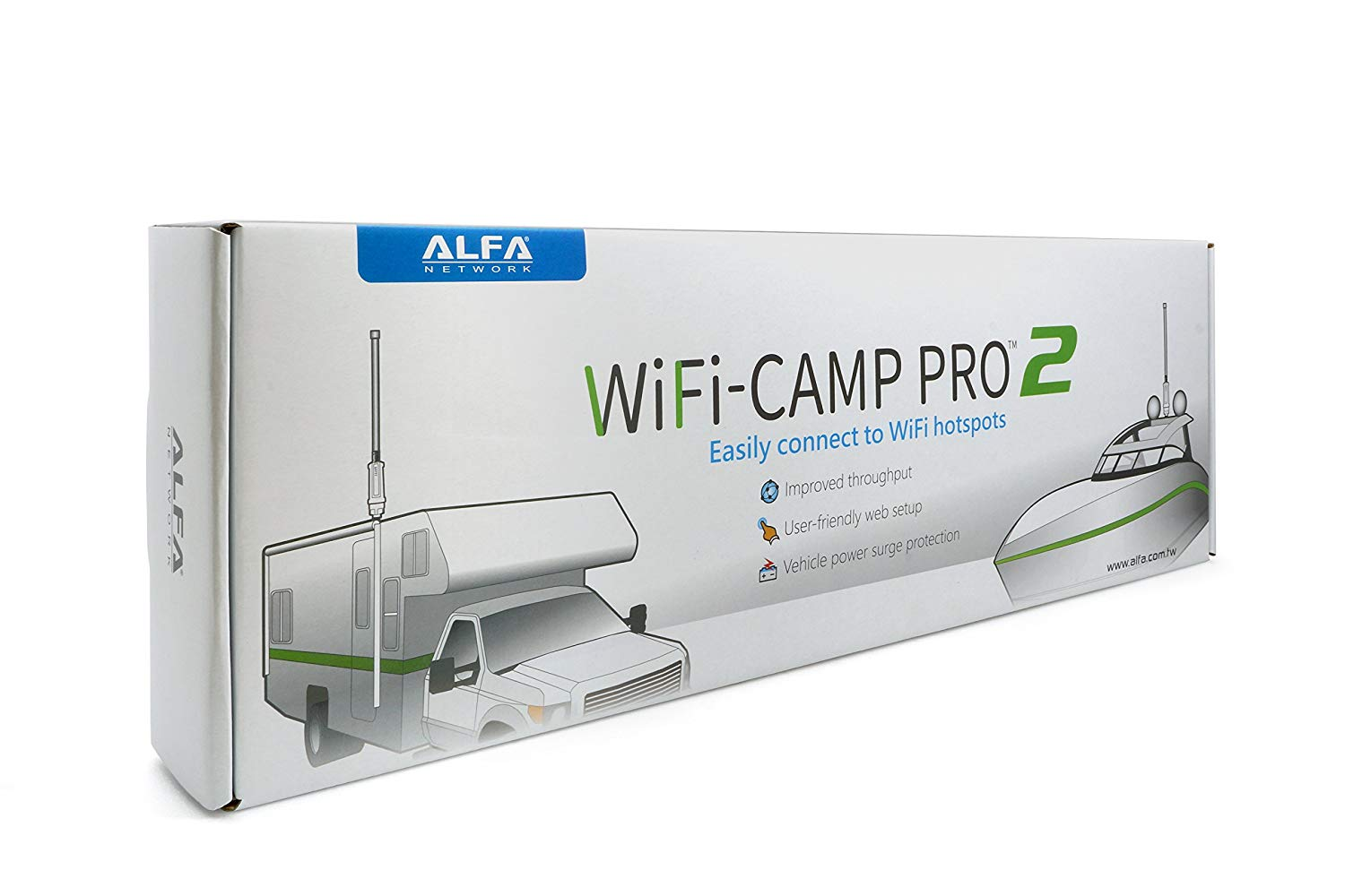Alfa network WiFi Camp Pro 2