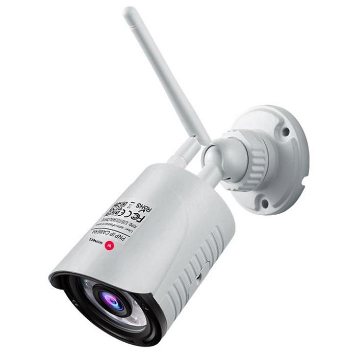 Wonect K22 Camara IP Exterior Reconocimiento facial Full HD 1080p Zoom 3x