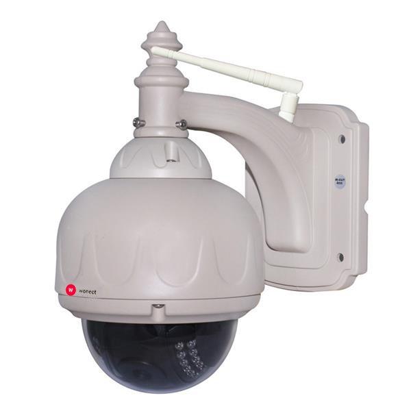 Wonect W28 Camara de seguridad exterior motorizada HD Zoom Optico 3x