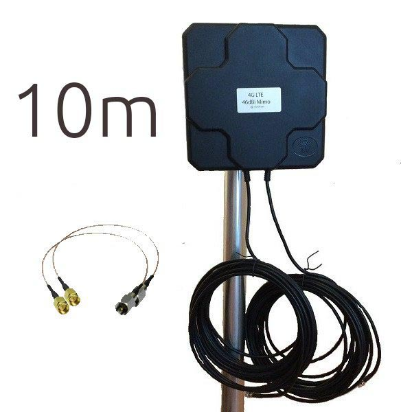 Wonect ahora puedes exprimir al m ximo tu router 4g con for Antena exterior 4g