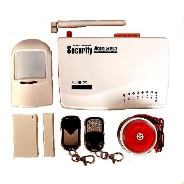Alarma Hogar AZ015 GSM Barata para seguridad en casa